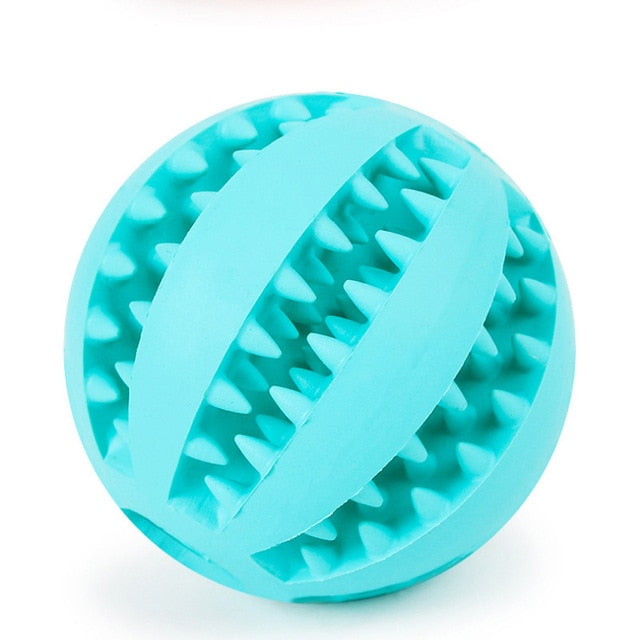 Pet Toys Interactive Natural Rubber Ball - Shop For Gamers