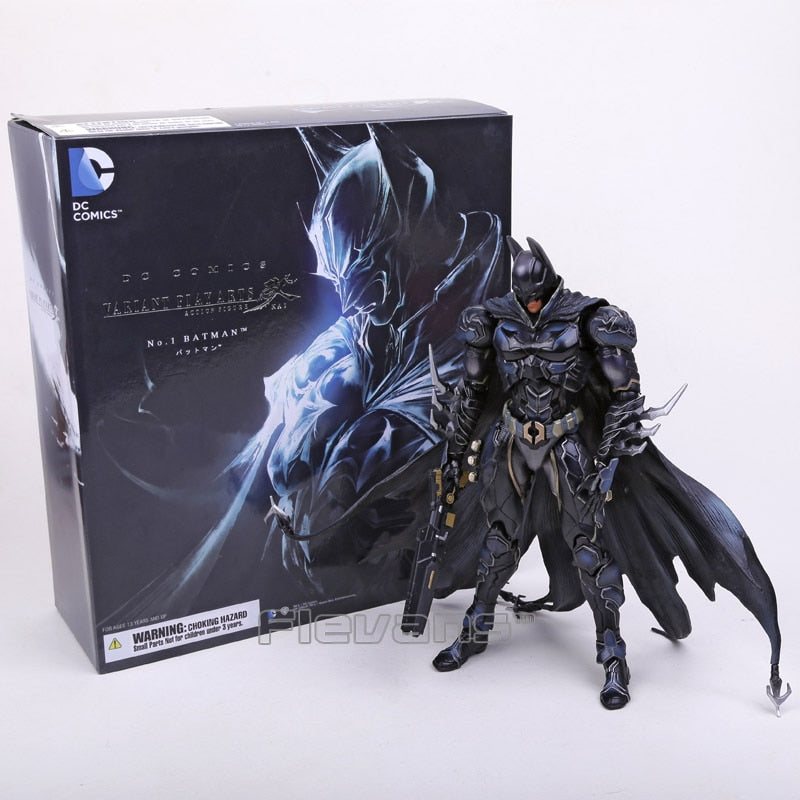 Batman PVC Action Figure - Shop For Gamers
