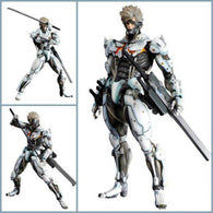 Metal Gear Rising Raiden Action Figure - Shop For Gamers