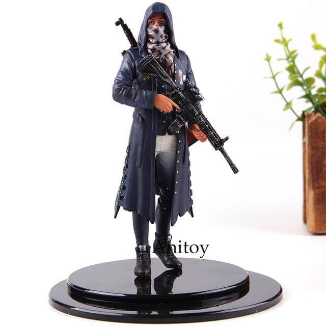 PUBG Figurine PVC Action Figures - Shop For Gamers