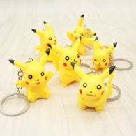 Pokemon Classic Cute Pikachu Key Chains