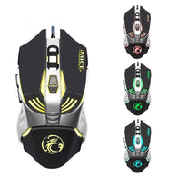 iMice WM5000V5 3200 DPI Wired Gaming Mouse - Shop For Gamers