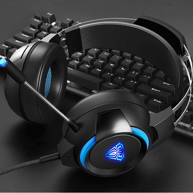 AULA G91 USB E-Sport Gaming Headset - Shop For Gamers
