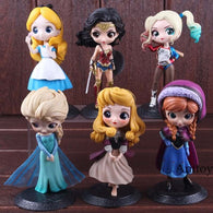 Princess Doll PVC Action Figures - Shop For Gamers