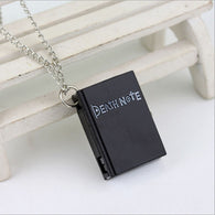Anime Death Note Watch Necklace - Shop For Gamers