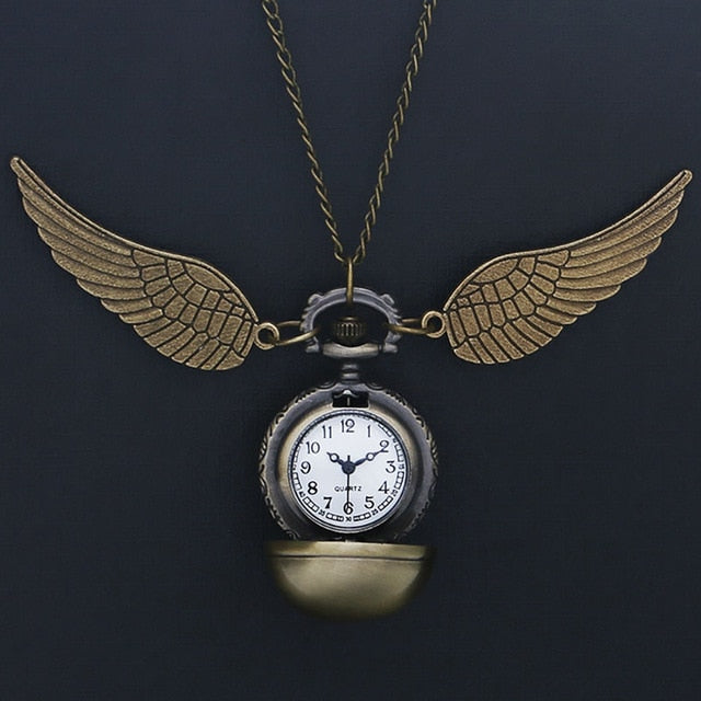 Snitch Necklace Watch - Shop For Gamers