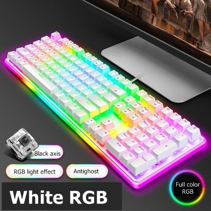 ROYAL KLUDGE RK918 Mechanical Gaming Keyboard - Shop For Gamers