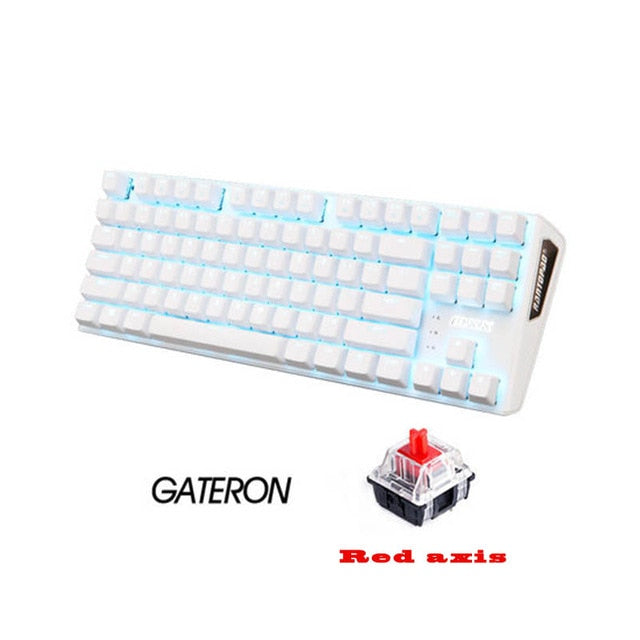 Rantopad MXX Mechanical Keyboard - Shop For Gamers