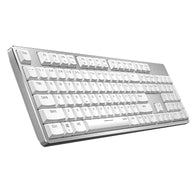Rapoo MT700 Rechargeable Mechanical Keyboard - Shop For Gamers