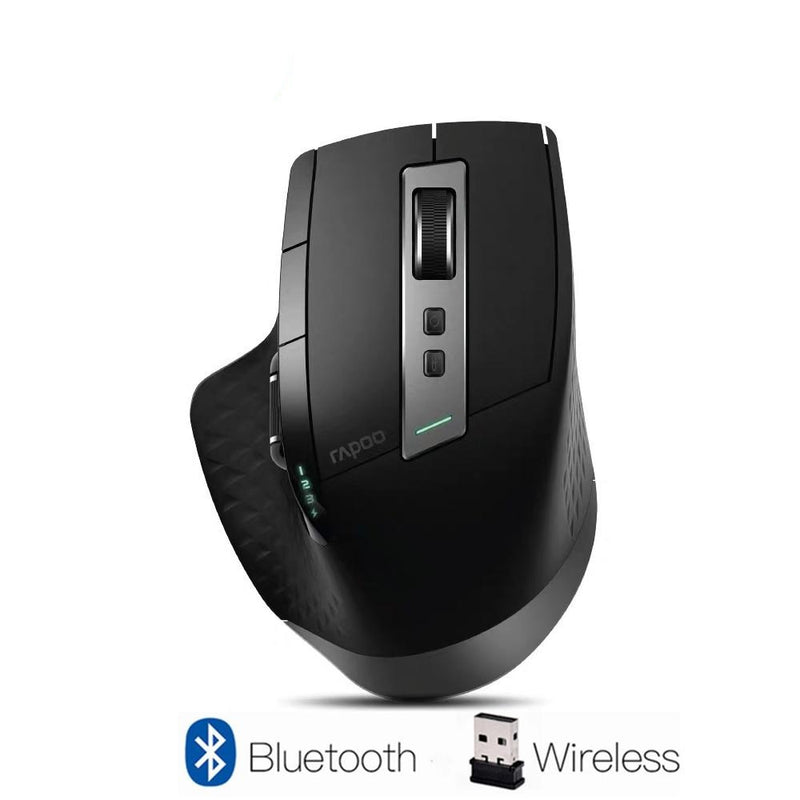 Rapoo MT750s 3200 DPI Rechargeable Mouse - Shop For Gamers
