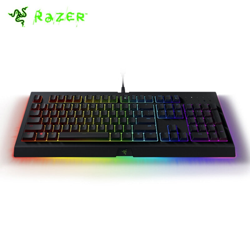 Razer Cynosa Chroma Pro Membrane Gaming Keyboard - Shop For Gamers
