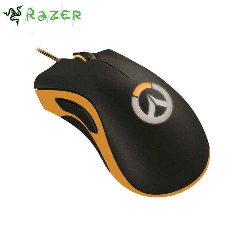 Razer DeathAdder Chroma Overwatch Edition Gaming Mouse - Shop For Gamers