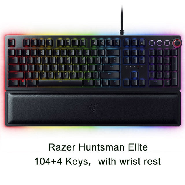 Razer Huntsman Elite Keyboard - Shop For Gamers
