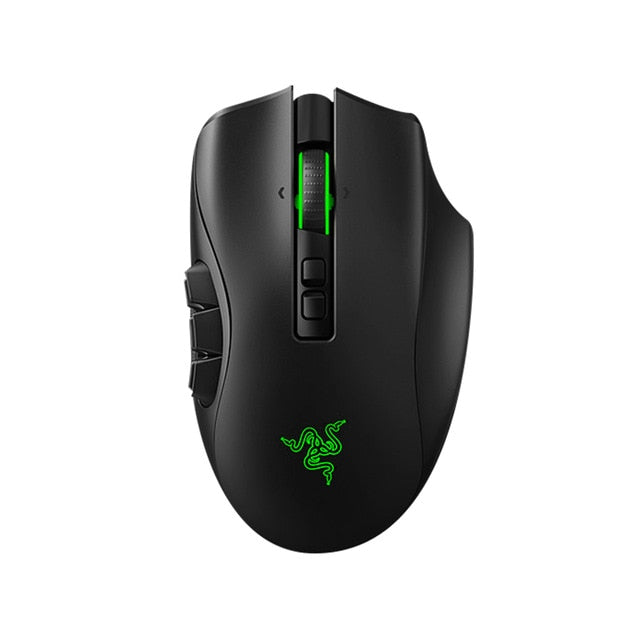 Razer Naga Pro 2.4G Wireless Gaming Mouse - Shop For Gamers