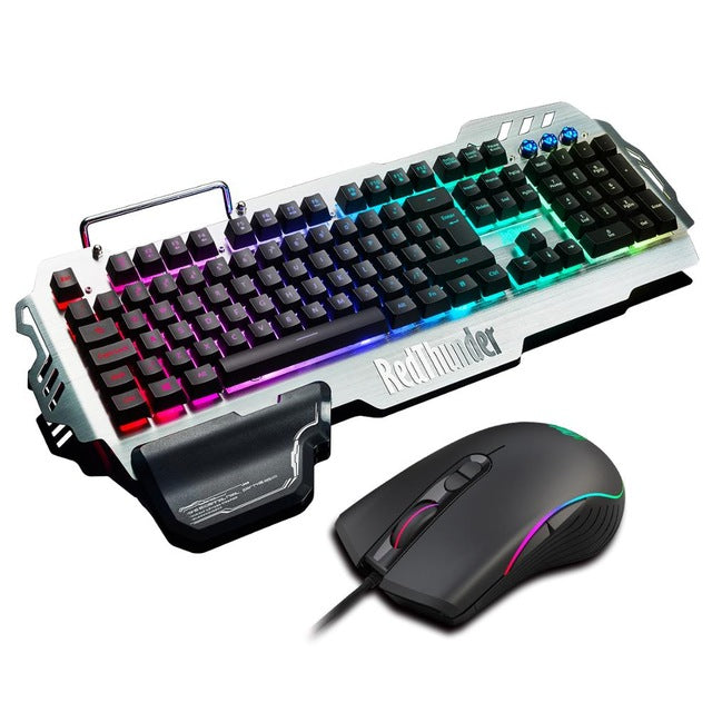 RedThunder K900 RGB Gaming Keyboard - Shop For Gamers