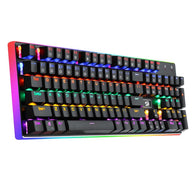 Redragon K557R Rainbow Mechanical Keyboard - Shop For Gamers