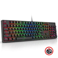 Redragon K582 SURARA Mechanical Gaming Keyboard - Shop For Gamers