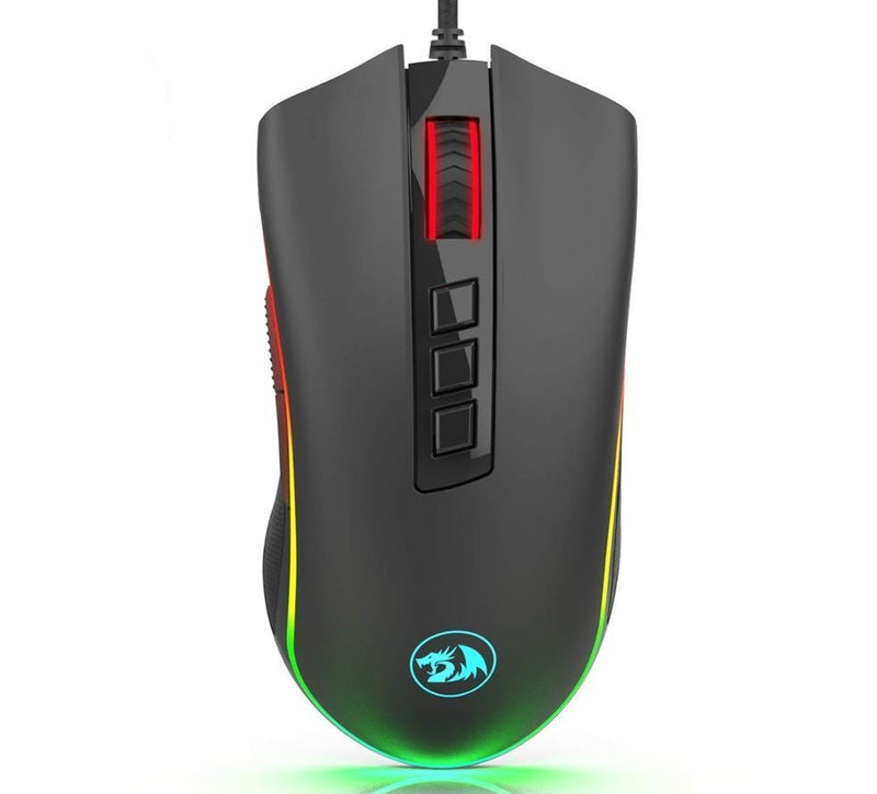 Redragon M711-FPS COBRA 24000 DPI Gaming Mouse - Shop For Gamers