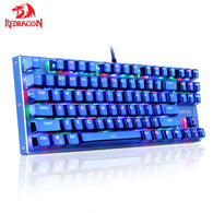 Redragon TVASTAR 87 Keys Mechanical Keyboard - Shop For Gamers