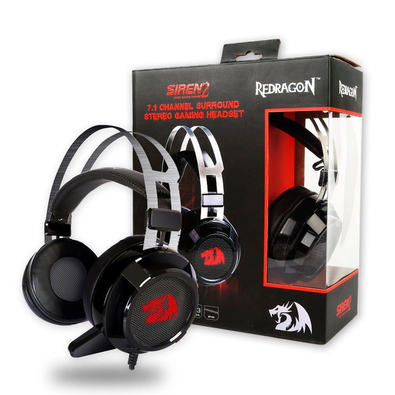 Redragon H301USB Gaming Earphones - Shop For Gamers