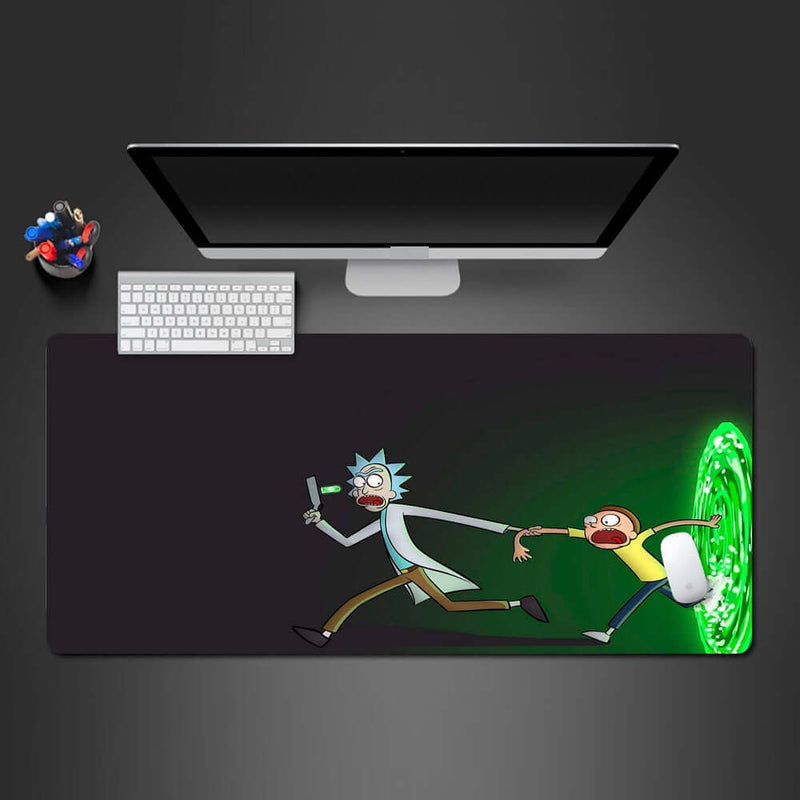 Rick And Morty Mouse Pad - Shop For Gamers