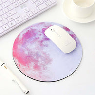 Planets Series Round Mouse Pad - Shop For Gamers