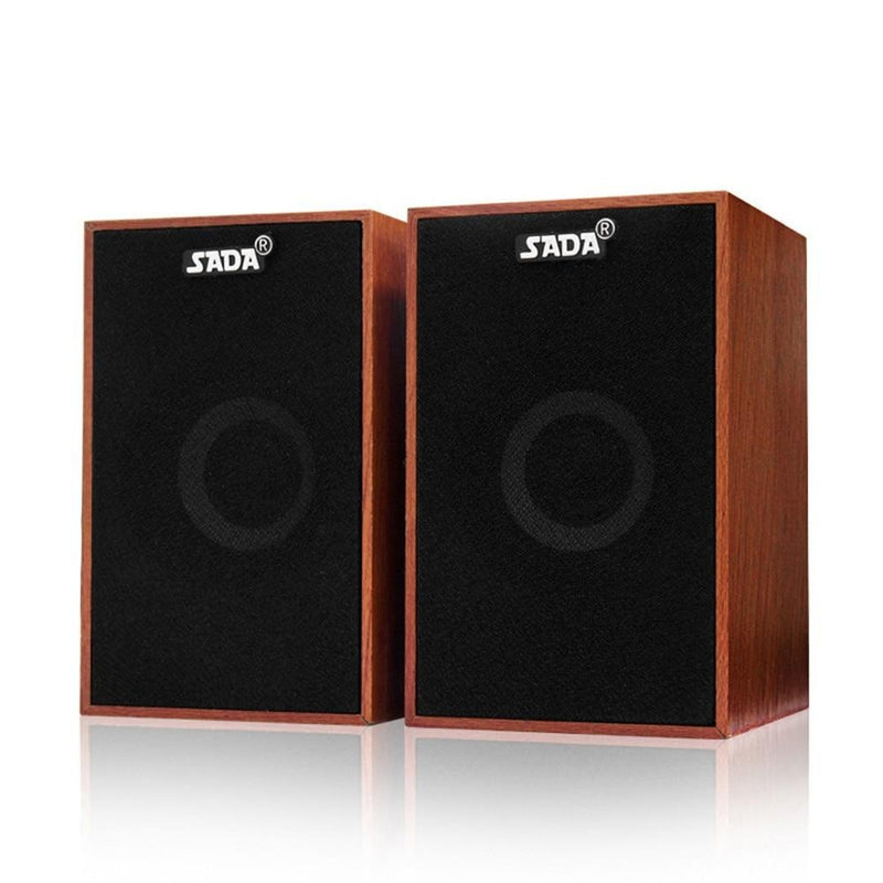 SADA V-160 USB Wired Mini Computer Speakers - Shop For Gamers