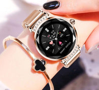 SCOMAS Luxury Women Smart Watch - Shop For Gamers