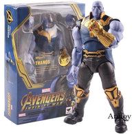 Avengers Infinity War Thanos PVC Action Figures - Shop For Gamers