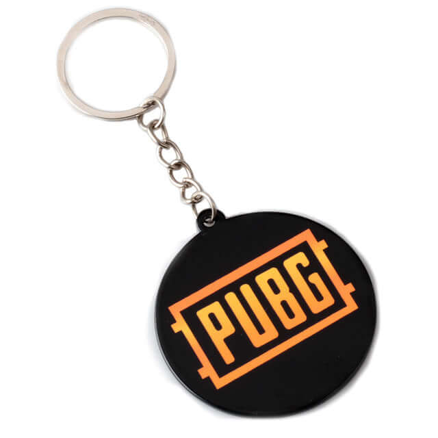 5 Styles Game PUBG Key Chains - Shop For Gamers