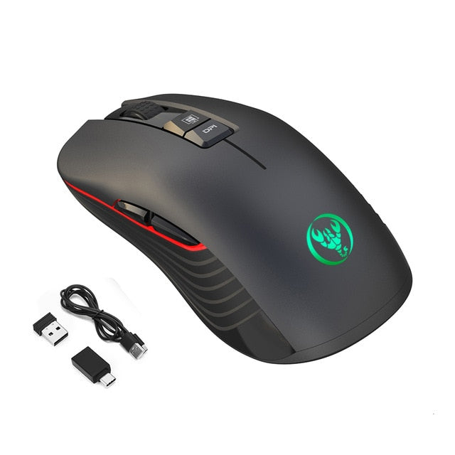 SeenDa T30 Wireless Gaming Mouse - Shop For Gamers
