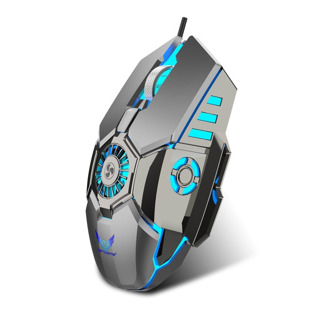 SeenDa T30 Fan Wired Gaming Mouse - Shop For Gamers