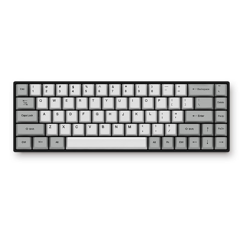 AKKO 3068 - Silent Bluetooth Wired Dual Mode Mechanical Keyboard - Shop For Gamers