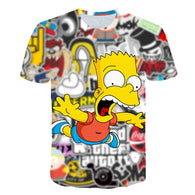 Simpson Snoopy T-Shirts - Shop For Gamers