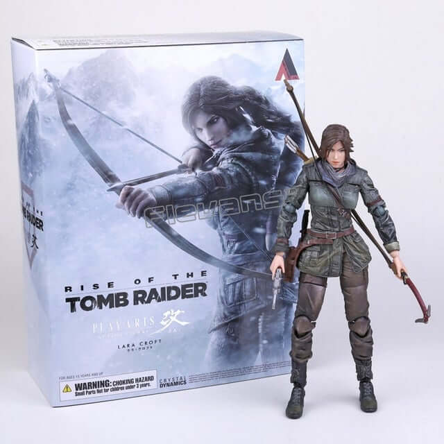 Rise of the Tomb Raider: Lara Croft PVC Action Figure - Shop For Gamers