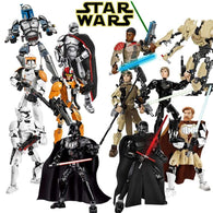 Star War Characters Buildable Action Figures - Shop For Gamers
