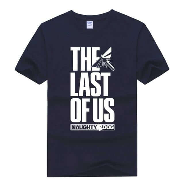 The Last Of Us Men T-Shirt - Shop For Gamers