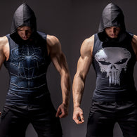 Superhero 3D Print Bodybuilding Tank Top - Shop For Gamers