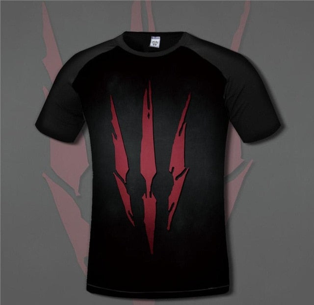 The Witcher 3 Wild Hunt T-Shirt - Shop For Gamers