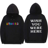 Astroworld Wish You Were Here Hoodies - Shop For Gamers