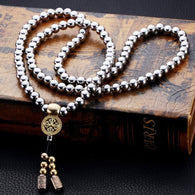 Buddha Beads Necklace - Shop For Gamers