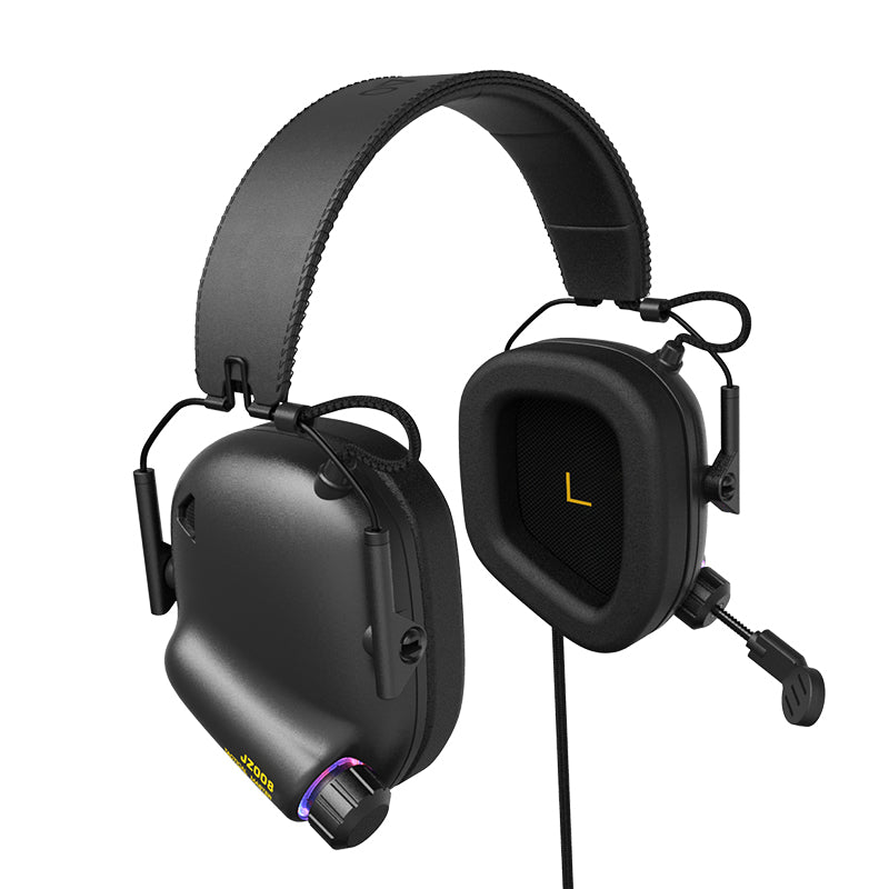 Tactical Master JZ008 Immersive Gaming Headset - Shop For Gamers