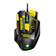 TeckNet EWM08002YA01 Wired Gaming Mouse - Shop For Gamers