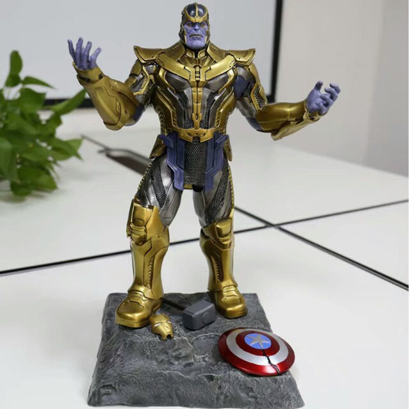 The Avengers : Infinity War' Thanos Action Figure - Shop For Gamers