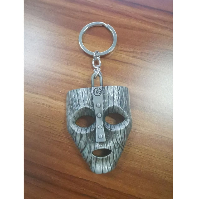 Movie The Mask Key Chain - Shop For Gamers