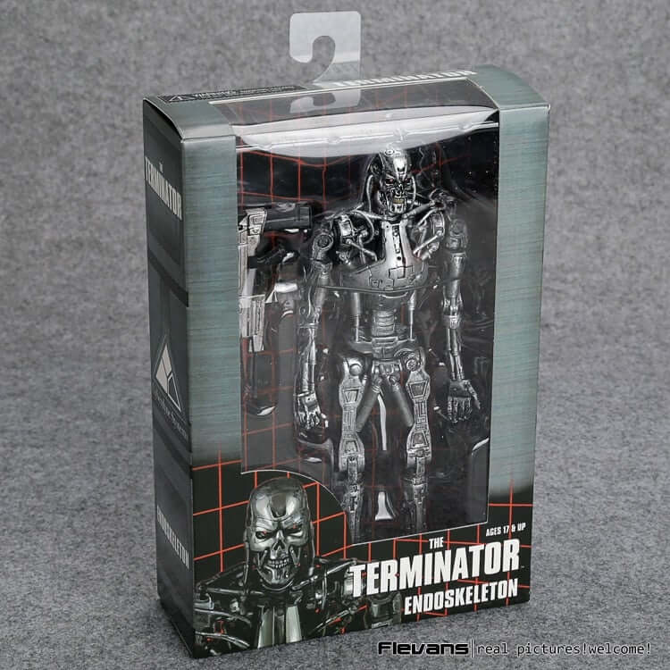 The Terminator Endoskeleton PVC Action Figure - Shop For Gamers