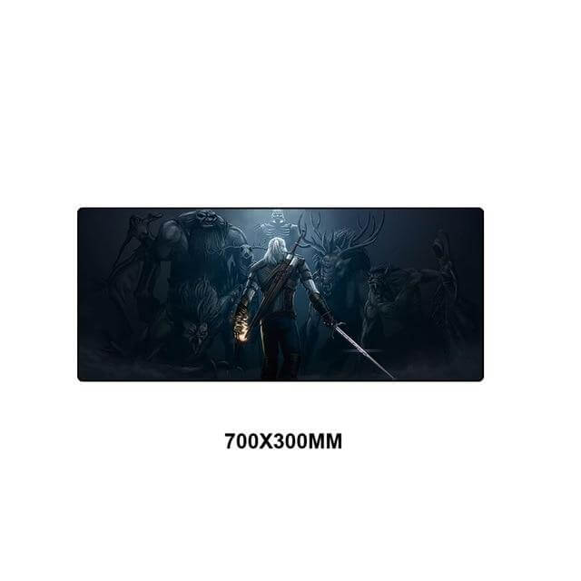 The Witcher 3 Wild Hunt Mouse Pad - Shop For Gamers