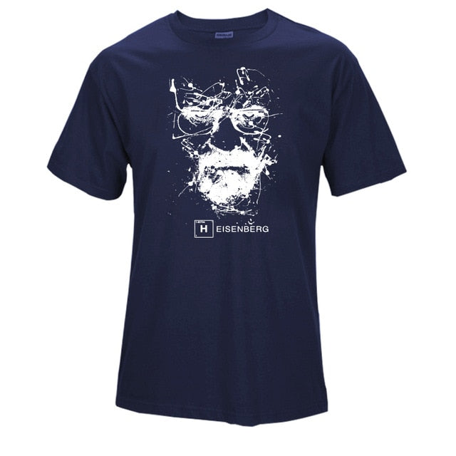 Breaking Bad Print Mens T-Shirt - Shop For Gamers