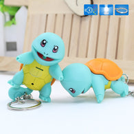 Pokemon Bulbasaur 3D Led Keychain