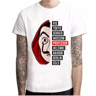 Money Heist T-Shirts - Shop For Gamers